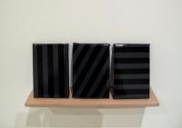The fall, 2011 - acrylique et vernis sur toile