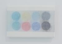 Test, encre sur toile, 2011