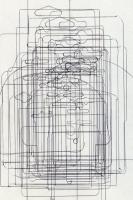 L'inénarable (prototype) - Encre sur papier