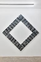 Réflexions n°3 - Acrylique sur toile, 2011