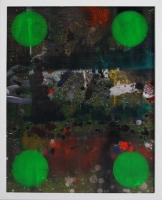 Contradiction - technique mixte sur papier, 2012