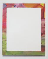 Annulation, huile sur toile - 57,5 x 47,5 cm, 2006-2013