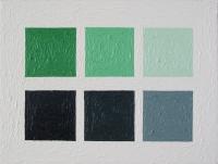 PCT 2, huile sur toile - 26 x 34,5 cm, 2012