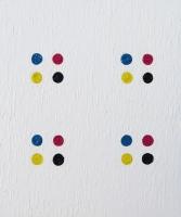 PCT 16, huile sur toile - 30 x 25 cm, 2015