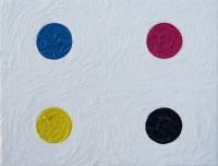 PCT 18, huile sur toile - 18 x 24 cm, 2015