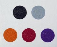 PCT 19, huile sur toile - 25 x 30 cm, 2015