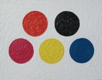 PCT 7, huile sur toile - 21,5 x 27 cm, 2012