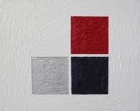 PCT 8, huile sur toile - 22 x 28,5 cm, 2012