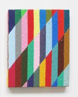 Rétroaction n°13, huile sur toile - 25 x 20 cm, 2012