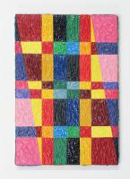 Rétroaction n°23, huile sur toile  - 32,5 x 23,5 cm, 2012