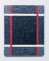 Rétroaction n°31, huile sur toile  - 26 x 21 cm, 2012