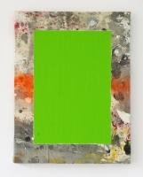 APD n°, acrylique sur toile -  30 x 23 cm, 2016