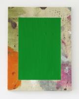 APD n°2, acrylique sur toile - 30 x 23 cm, 2016