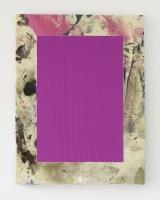 APD n°5, acrylique sur toile - 30 x 23 cm, 2016