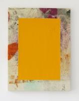 APD n°8, acrylique sur toile - 30 x 23 cm, 2016