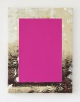 APD n°9, acrylique sur toile - 30 x 23 cm, 2016