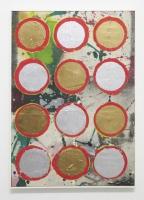 RA n°10 (édition spéciale 2), 2013 - acrylique sur toile