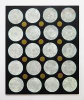 Réalité augmentée n°11, 2013 - acrylique sur toile, 100x80 cm