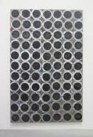 Réalité augmentée n°12, 2013 - acrylique sur toile, 180x115 cm