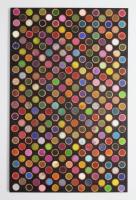 Réalité augmentée n°15, 2015 - huile et corio sur toile, 217x137cm