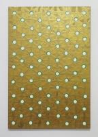 Réalité augmentée n°20, 2017 - acrylique sur toile, 100x70cm