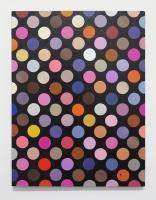 Réalité augmentée n°21, 2017 - acrylique sur toile, 80x60 cm