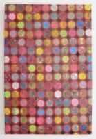 Réalité augmentée n°3, 2012 - acrylique sur toile, 190x130 cm