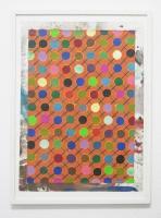 Réalité augmentée n°9, 2013 - acrylique sur toile, 72,5x52,5 cm
