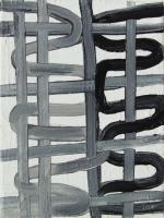 Instinct secondaire, 2008 - huile sur toile, 24 x 18 cm