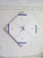 Stuff, 2012 - toiles assemblées, 54 x 54 cm