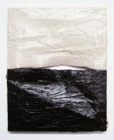 Partiel, 2012 -  huile sur toile, 24 x 19 cm