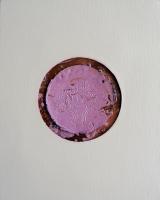 Croûte (dépôt 30), 2006 - laque synthétique/toile