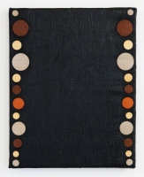 Connivence parallèle, 2015 - huile sur toile, 30 x 24 cm