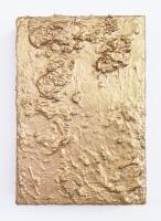Matière grasse, 2015 - huile sur toile, 22 x 15 cm