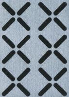 Untitled (cross), 2015 - spray sur papier, 50 exemplaires