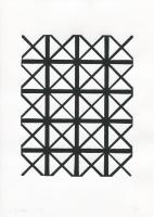 Surchauffe, 2019, estampage - 35 exemplaires