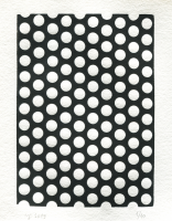 Cuves, 2019, estampage - 10 exemplaires