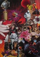 n°15 - collage sur papier, A3, 2010