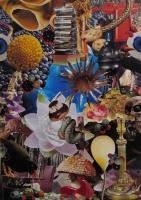 n°13 - collage sur papier, A3, 2010