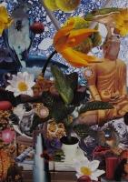 n°14 - collage sur papier, a3, 2010