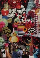n°12 - collage sur papier, A3, 2010