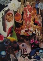 n°9 - collage sur papier, A3, 2010