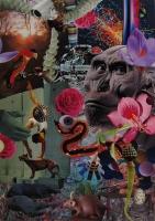 n°8 - collage sur papier, A3, 2010