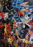 n°5 - collage sur papier, A3, 2010