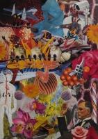 n°4 - collage sur papier, A3, 2010