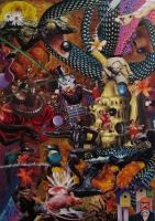 n°16 - collage sur papier, A3, 2010