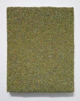 Multichrome n°2, 19,5 x 15 cm - particules d'acryl sur toile, 2017