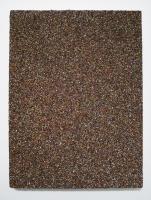 Multichrome n°6, 37,5 x 28 cm - particules d'acryl sur toile, 2017