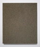 Multichrome n°8, 42,5 x 36 cm - particules d'acryl sur toile, 2017