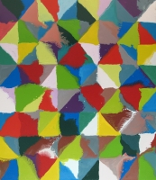 R4 - 2008 - acrylique sur toile
